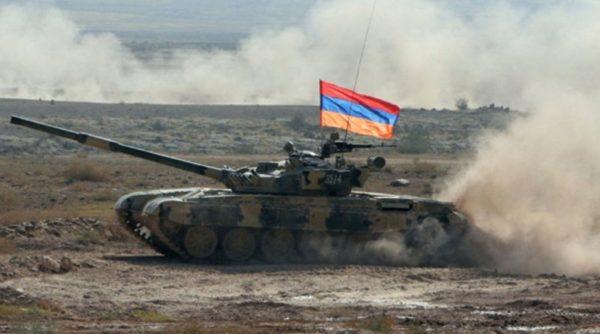 мощными танковыми