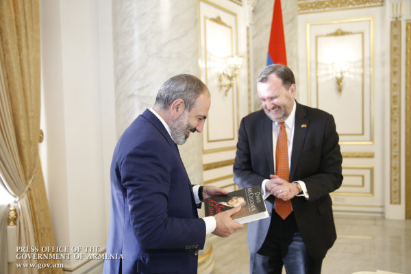 Армении Ричарда