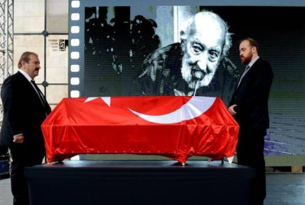 Дудук, «Длеяман», музыка Комитаса — в Стамбуле похоронили Ара Гюлера