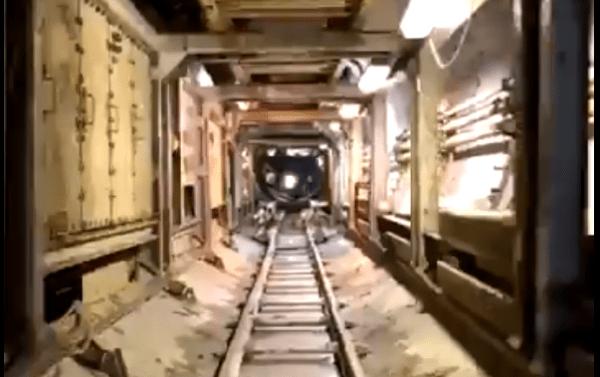 скоростного тоннеля