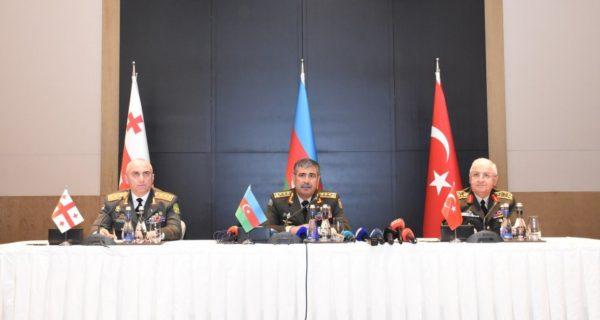 Баку обсудили военное