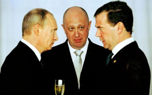 повара Путина