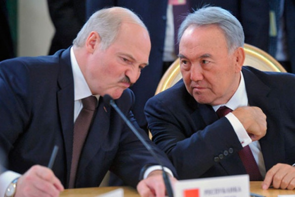 ботинками Лукашенко