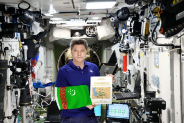 Туркменистане нафотошопили