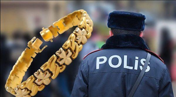 сотрудник полиции украл браслет