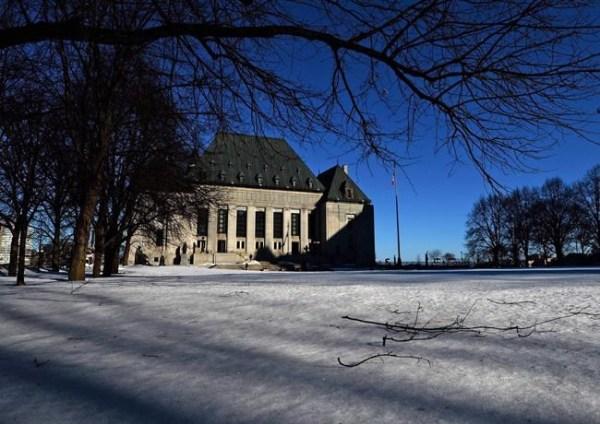 Canada's highest court to hear landmark cases on ...