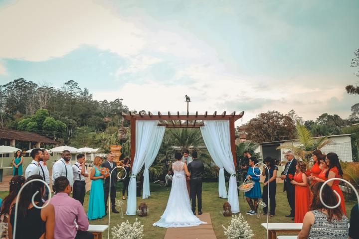 A Religious Wedding