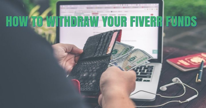 how to withdraw money from Fiverr