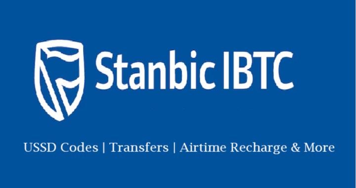 Stanbic IBTC swift code
