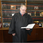 Shalom Honorable Judge Arthur Schack