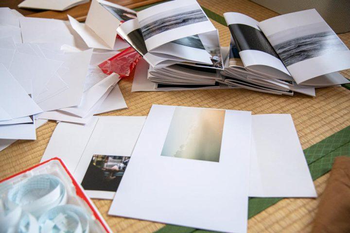 手作り写真集