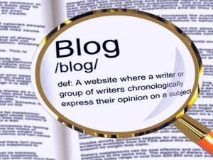 Blog Definition And History - The Origin And The Basics