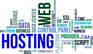 Different TYPES OF HOSTING OR HOSTING TYPES