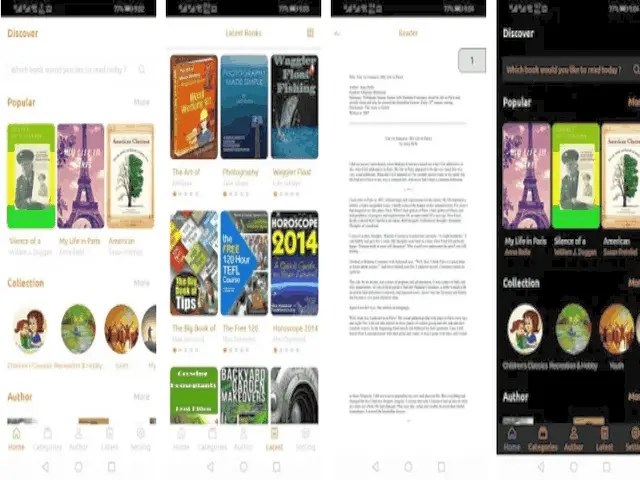 6 Best eBook Reader Apps for Android 2021 1