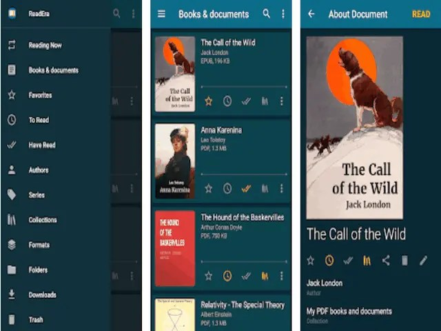6 Best eBook Reader Apps for Android 2021 4