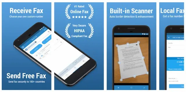 FAX.PLUS - Free Secure Online Fax Send & Receive Top Trending Fax App For Android For 2021
