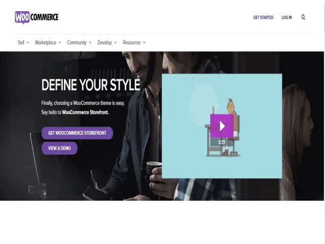 Storefront Top E-Commerce WordPress Theme For Business In 2021