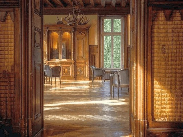 What Type Of Wood Is Used For Parquet Flooring.