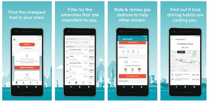 GasBuddy Find Cheap Fuel Best Driving Apps 2021 – Enjoy Safer, Easier, and Comfortable Driving