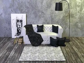 How to Make a Small Room Look Bigger 2