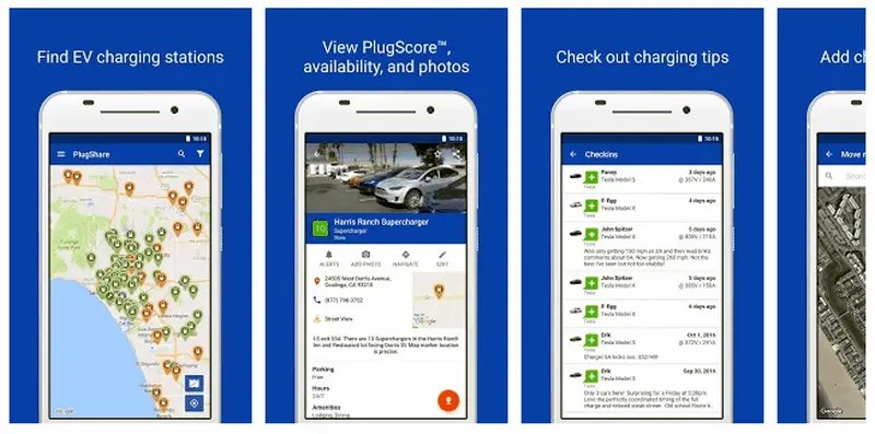 PlugShare Best Driving Apps 2021 – Enjoy Safer, Easier, and Comfortable Driving