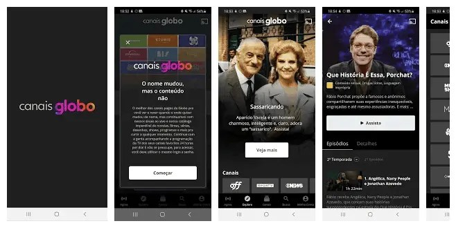 What Are The Best Android TV Apps In 2021 Canais Globo (Globosat Play)