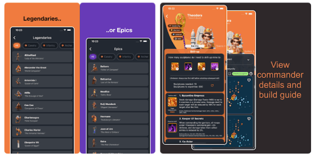 5 Best Rise of Kingdoms Social Companion Apps 2021 Rise of Kingdoms - The Companion (free)