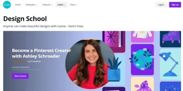 15 Best Part-time Graphic Design Courses For A Creative Designing Career Canva Design School