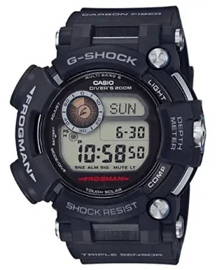 Casio G-Shock Frogman Sports Watch Collection 10 Best Durable Dive Watches