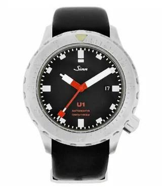 Sinn UI Diving Watch Sports Watch Collection 10 Best Durable Dive Watches