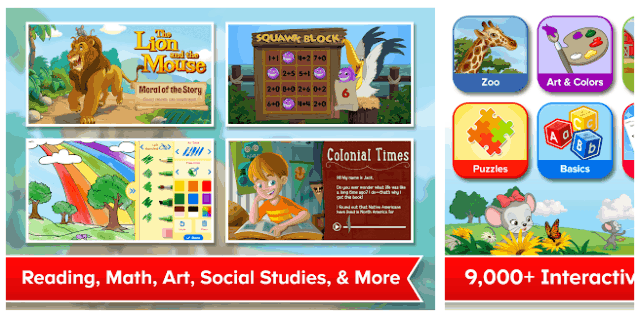 Best Educational Apps for Children 2021 – for Android and IOS ABCmouse
