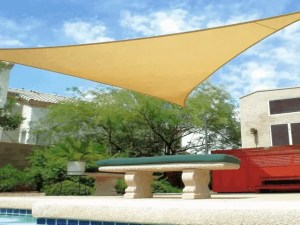 How Residential Shade Sails Help in Keeping Houses Cool and Calm?