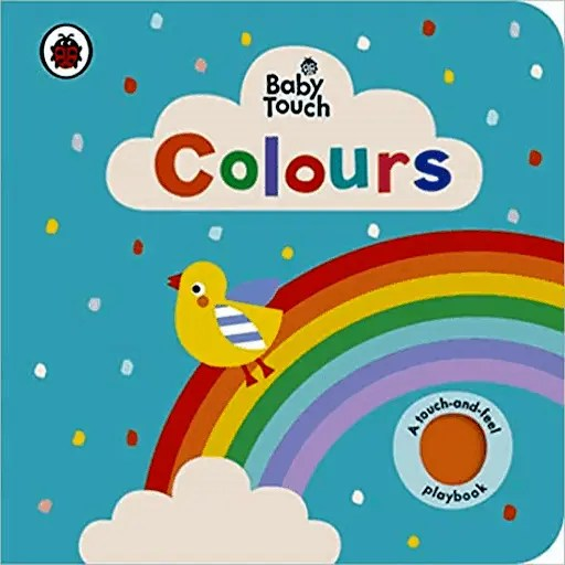 Best Books for 1 Year Old Baby (Boy Or Girl) 1-YEAR-OLD BABY TOUCH COLOURS 2