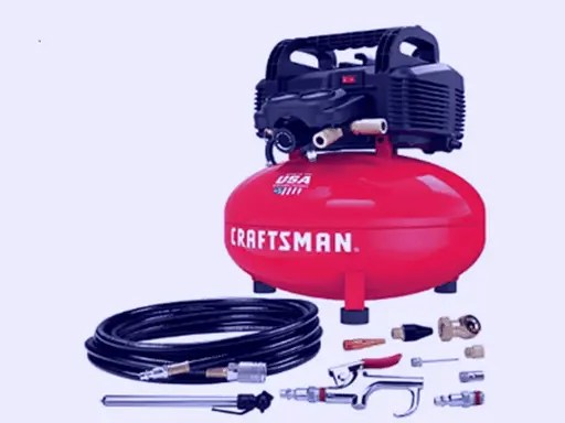 Buying the Best Shop Air Compressor to Ease Your Works Craftsman CMEC6150K Air Compressor