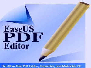 EaseUS PDF Editor - All-in-one PDF Editing Software, Converter, and Maker for PC