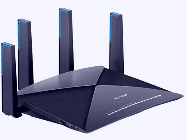 Best Small Business Routers Netgear Nighthawk X10 Router