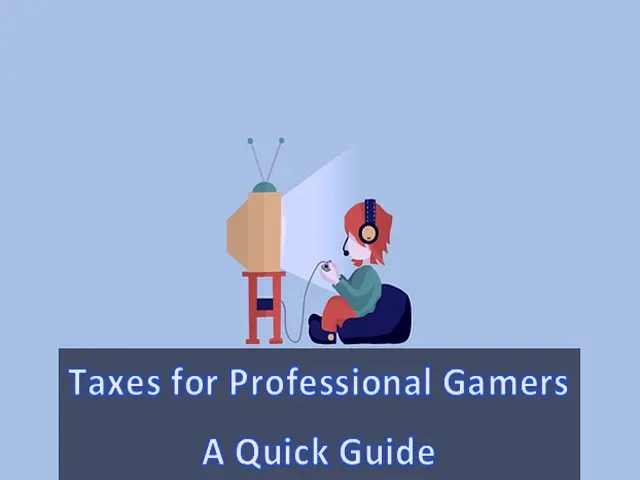 Taxes for Professional Gamers - A Quick Guide