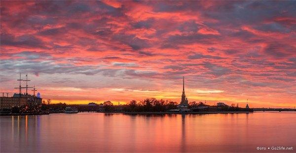 33 фото Санкт-Петербурга. Включая довольно редкие ...