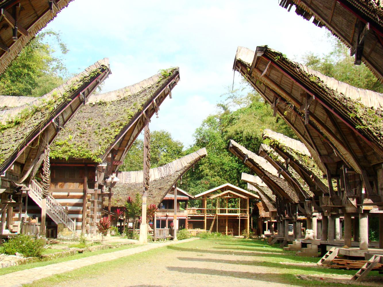 Mengenal Bagian Bagian Tongkonan Rumah Adat Toraja Infotoraja Com