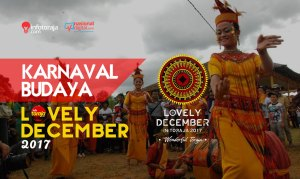 Karnaval Budaya Lovely December 2017