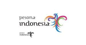 """Logo baru """"Pesona Indonesia"""" Kemenpar"""