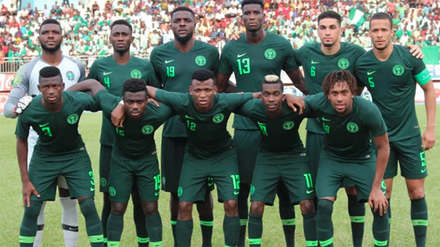 Super Eagles move up four spots in FIFA ranking |