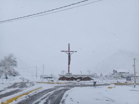 Mendoza entre las zonas más frías de Argentina