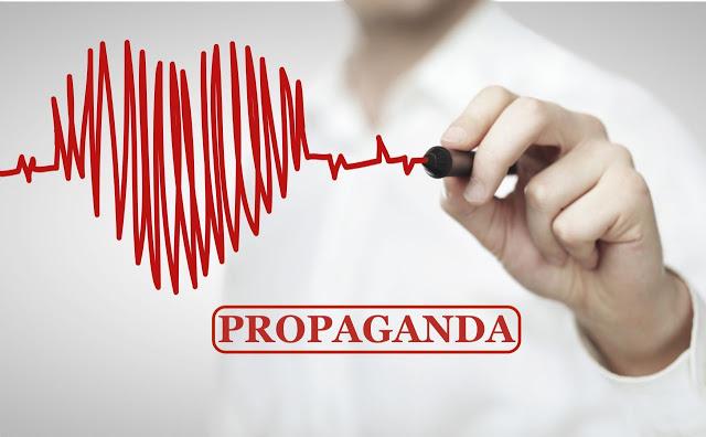 propaganda na saúde