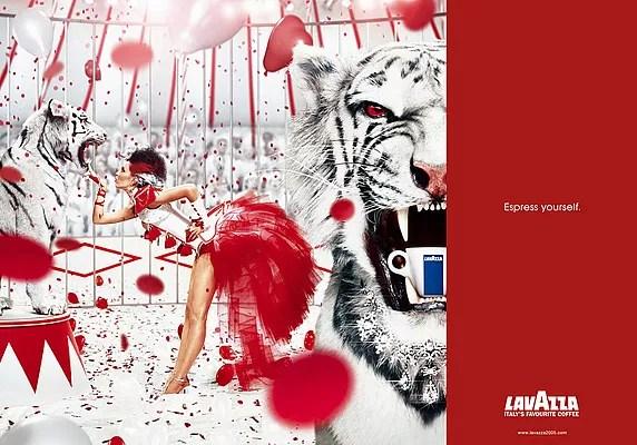 Lavazza 2005 by Erwin Olaf