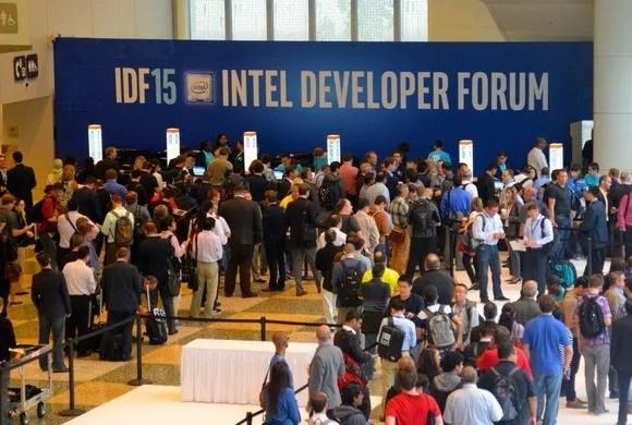 Intel Developer Forum 2015