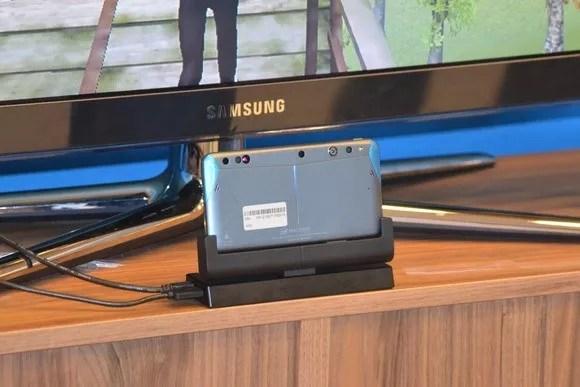 Прототип мобильного устройства с интегрированным блоком RealSense