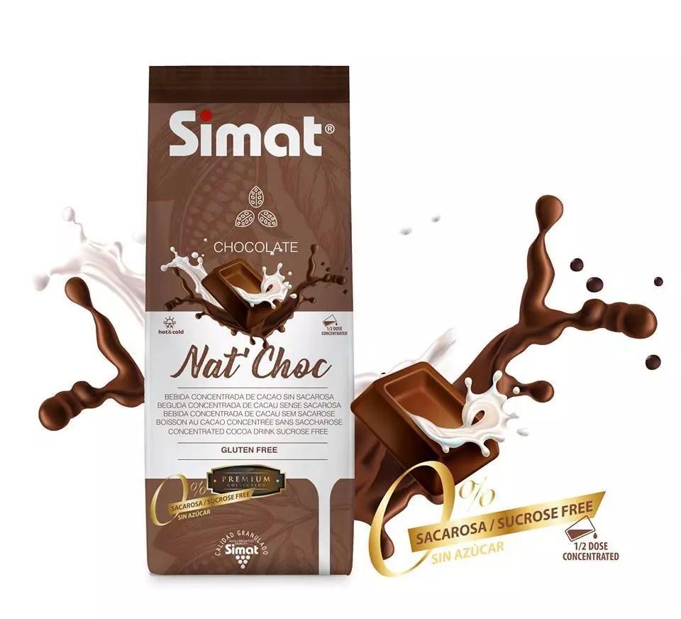 Новомодный шоколад для вендинга от Simat