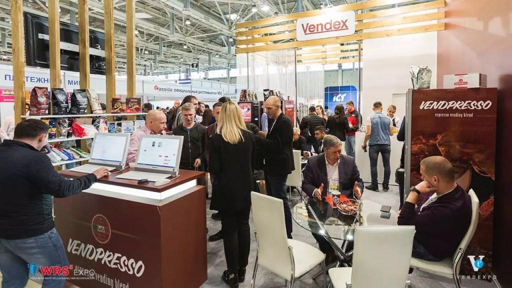 VendExpo и WRS5 2018