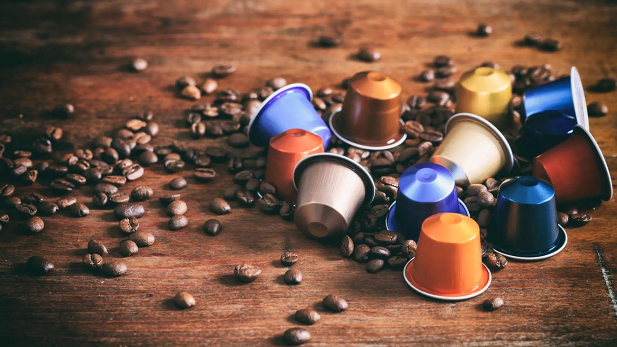 Рынок кофе в капсулах продолжит расти в ближайшие годы
